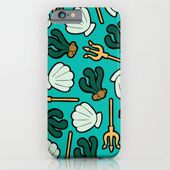 Under the Sea Pattern iPhone & iPod Case