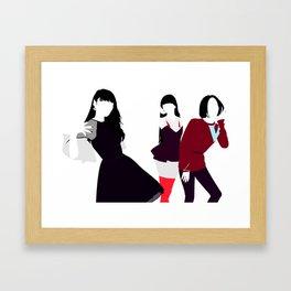 PRFM Framed Art Print