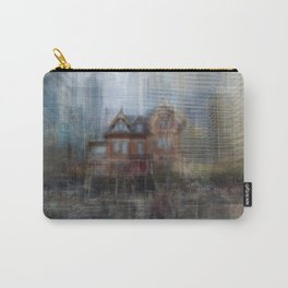 Selby Hotel Toronto Overlay Carry-All Pouch