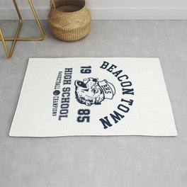 Teen Wolf - Beacon Town High School Rug