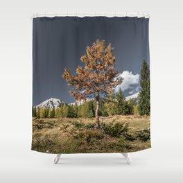 Til' Next Year Shower Curtain