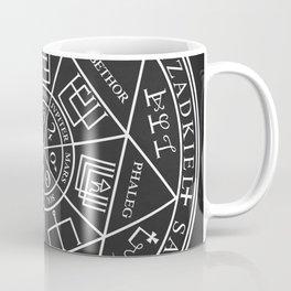 Seals Of The Seven Archangels Coffee Mug