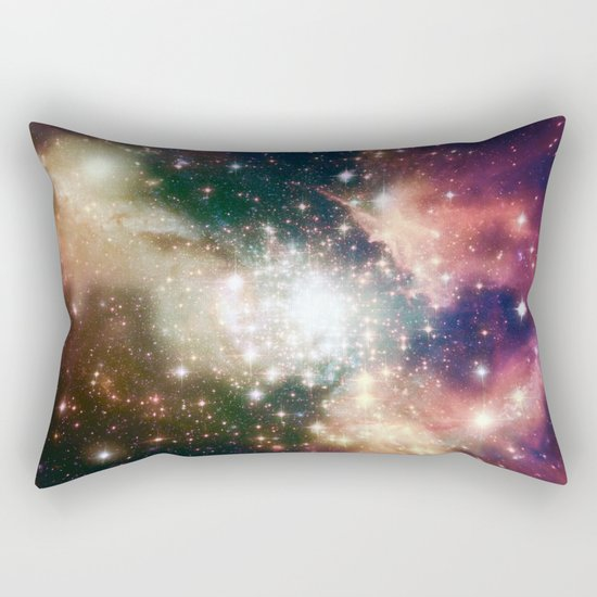Shining stars Rectangular Pillow