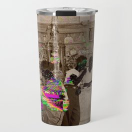 the Tempo of Bottoms up Travel Mug