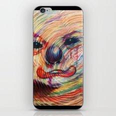 Clown Baby iPhone & iPod Skin