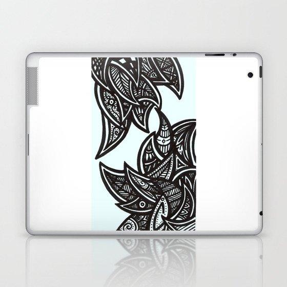 reach Laptop & iPad Skin