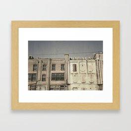 Strolling in Savannah Framed Art Print