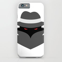 The Shadow Lurker iPhone Case