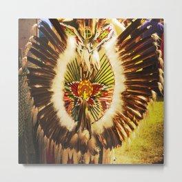 Native Color Metal Print