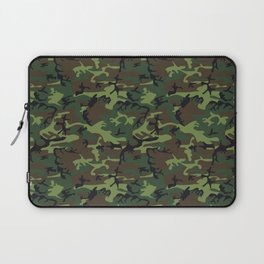 U.S. Woodland Camo Laptop Sleeve