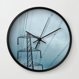 Pylon Sky Wall Clock