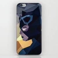 dc comics iPhone & iPod Skins featuring DC Comics Catwoman by Eric Dufresne