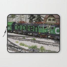 Green Cargo Laptop Sleeve