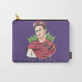 Frida Viva la vida Carry-All Pouch