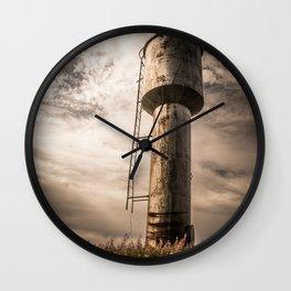 Closer to the sky 2 Wall Clock