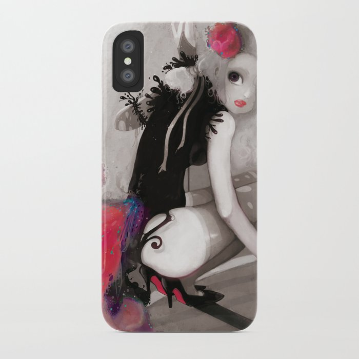 The Jump iPhone Case
