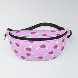 Love is in the air - Pink Fanny Pack