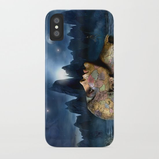 The Underworld iPhone Case