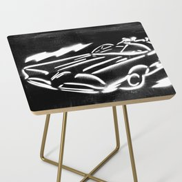 Batmobile Side Table