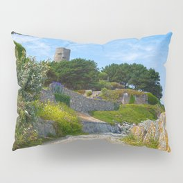 Once Upon a Guernsey Path Pillow Sham