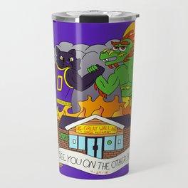 Great Wall Travel Mug