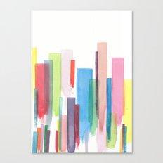End of an Era Canvas Print