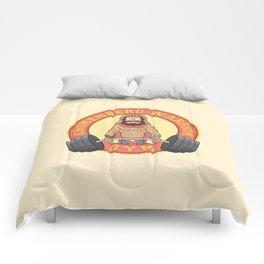 Cronenberg Warrior Gym Comforters