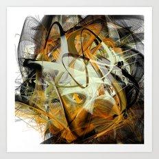 Offset Art Print
