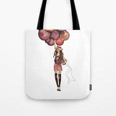 Le Ballon // Birthday IV Tote Bag