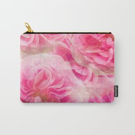 Roses In Pink Tones #decor #society6 #buyart Carry-All Pouch