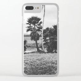 Te Amo Tejas Clear iPhone Case