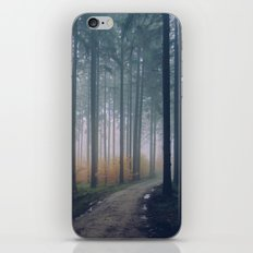 Into the woods #fog iPhone & iPod Skin