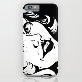 Emotionally Unavailable iPhone Case