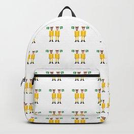 Pixel Breaking Bad Backpack