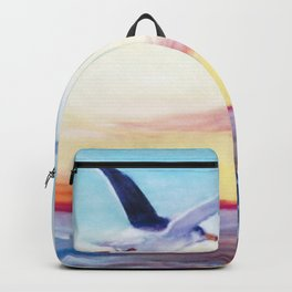 SEAGULL       by Kay Lipton Backpack