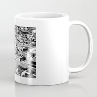 florence Mugs featuring Florence by frankWAYNE
