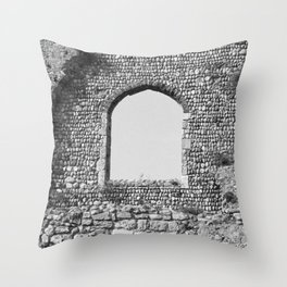 Solebay IV Throw Pillow