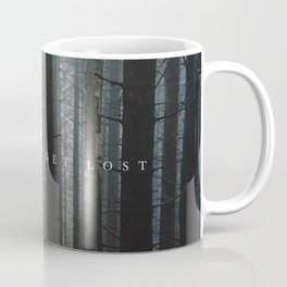 let's just get lost Coffee Mug
