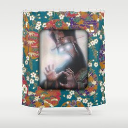 Lo Pan Shower Curtain