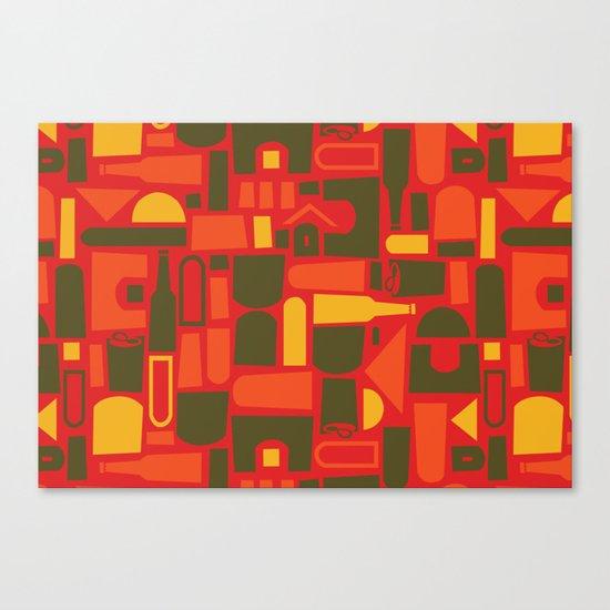 Brew City Canvas Print