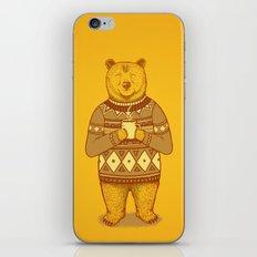 Keep Warm iPhone & iPod Skin