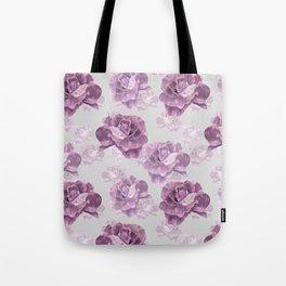 Zephyr roses Tote Bag