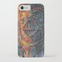 vader iPhone & iPod Cases featuring Vader by artofJPH