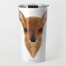 Baby Deer Travel Mug