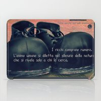 chaplin iPad Cases featuring CHAPLIN by Ginevra