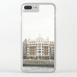 Gros Clear iPhone Case