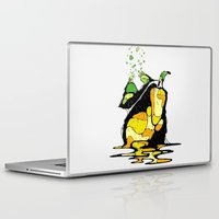 pear Laptop & iPad Skins featuring PEAR by maivisto