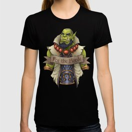 Former Warchief T-shirt