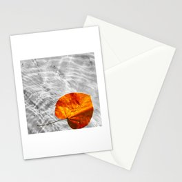 Adrift III Stationery Cards