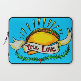 True Love Tacos Laptop Sleeve